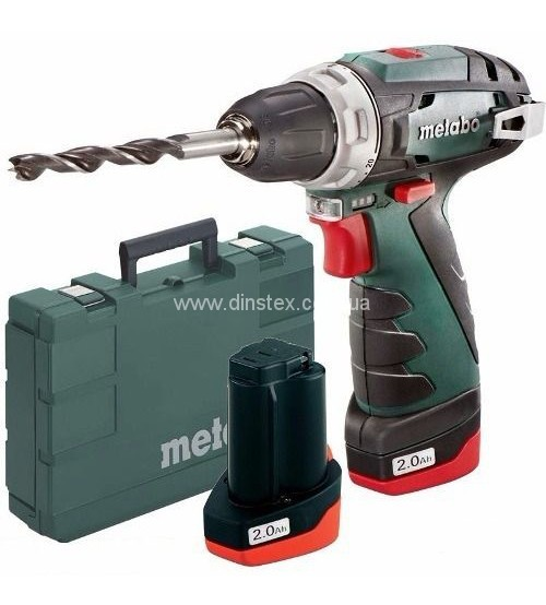Шуруповерт Metabo PowerMaxx BS Basic (600080500)