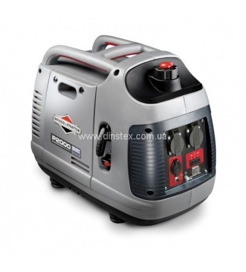 Генератор бензиновый Briggs&Stratton INVERTER P2000 (030526)